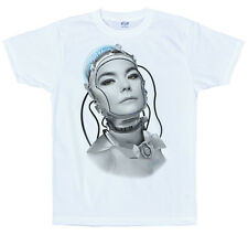 Bjork T Shirt, All is full of love inspired design