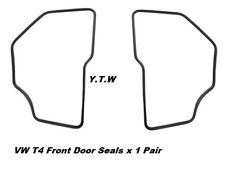 VW TRANSPORTER  T4 FRONT DOOR SEALs x 1 PAIR   **BRAND NEW**** BARGIN !