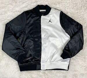 Nike Air Jordan Retro 11 Legacy AJ11 Bomber Jacket BQ0171-100 Men's Size Large
