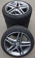 4 AMG Mercedes-Benz Ruedas de Invierno 235/40 R18 92v Clase a AMG W176 Cla C117