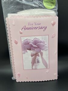 Anniversary greeting cards 10 pack by Academy Greetings