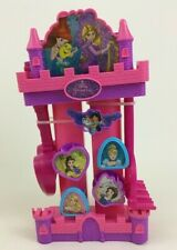 5939e6fd8ff Disney Princess Sand Mill Beach Toys Castle Spinning Shovel Rake Tools New