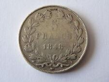 PIECE HERCULE  5 FRANCS 1848 FRAPPE COPIE EN HAUT / LOUIS-PHILIPPE
