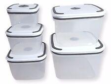 10 Piece Food Storage Container Set