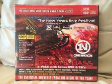Slammin' Vinyl & One Nation New Years Eve 2003 Drum & Bass Tape 8 Pack D&B Rave