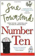 Number Ten,Sue Townsend- 9780140279412