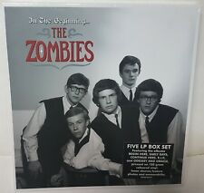 The Zombies In The Beginning 5 LP BOX SET Vinyl Record new