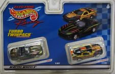HO Slot Car - Tyco 440x2 Magnum Twin Pack - RAD Dodge Viper & Chevy Vette  96774