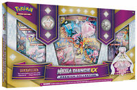 Mega Diancie - EX Premium Collection box Pokemon Cards | 6 x Booster Packs Holo+