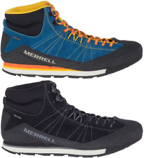 MERRELL Catalyst Mid Waterproof Sneakers Trainers Athletic Shoes Boots Mens New