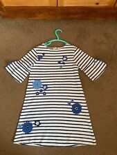 Mini Boden girls dress age 6-7 years