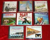 8 CD Plattdeutsch - Norddeutsch - Maritimes  - Sammlung -