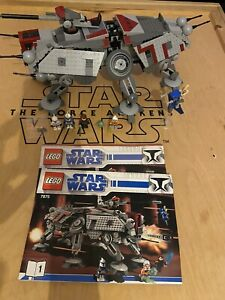 Lego Star Wars AT-TE 7675 Complete