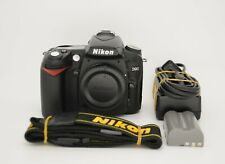 Nikon D90 12.3MP Digital SLR Camera - Black (Body Only)-Shutter Count :16374