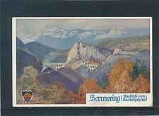 AK vom Semmering, Ausblick vom Südbahnhotel, Niederösterreich  (C10)
