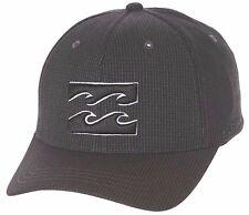 Men's Billabong All Day Flexfit Peaked Cap. Size S - M. NWT, RRP $39.99.