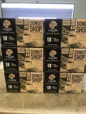 HEB Cafe Ole Donut Shop Medium Roast Coffee 72 K cups * L@@K