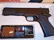 Vintage Marksman Repeater Model 1010 .177 Caliber Pellet Dart & BB Repeater NEW!