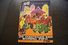 Strip - Dees Dubbel & Cesar - De Mastellen van Koning Pipo