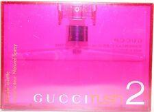 Gucci Rush 2 Women 1.0 oz 30 ml Eau De Toilette EDT Spray New In Box By Gucci