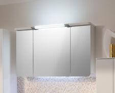 Pelipal Badmöbel > Spiegelschrank > CASSCA 02 weiß Glanz 120 cm >