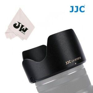 JJC Reversible Lens Hood for Canon RF 35mm F1.8 MACRO IS STM on R3 R5 R6 R RP