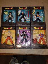 Dragon ball dragon stars, series 7 and series 8