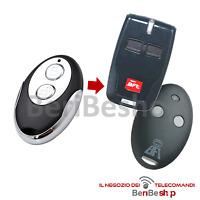 TELECOMANDO BFT MITTO E SERIE ROLLING CODE 433,92 MHZ COMPATIBILE 100%