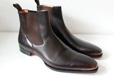Santoni Zapatos Zapatos Hombre Botas - Talla 12 (46) - Nuevo/Original