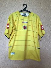 Colombia NATIONAL TEAM 2004/2007 Home FOOTBALL SHIRT JERSEY CAMISETA Lotto