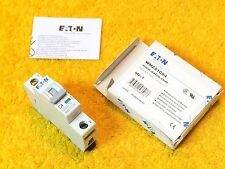 *New* Eaton Wmzs1C04 10kA 4 Amp 1-Pole Type C Miniature Circuit Breaker