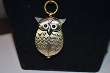 Cookie Lee Ozzie the Owl Watch Necklace  NWT