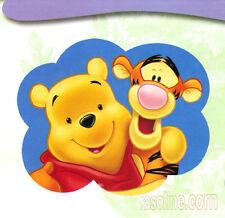 Tappeto Scendiletto Winnie The Pooh e Tigro 50x80 Azzurro Blu Disney antiscivolo