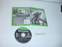 WATCH DOGS game in original case for Microsoft XBOX ONE system