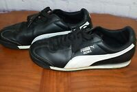 PUMA Roma Basic Classic Black White Mens Shoes Sneakers Size10 35357211