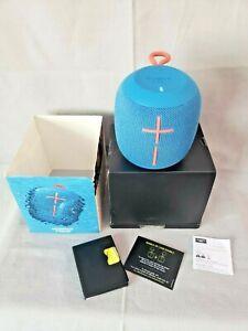 Ultimate Ears WONDERBOOM Wireless Portable Speaker -  Navy Blue