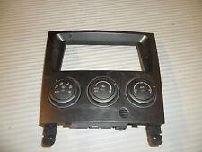 Subaru Impreza WRX STI GDB Newage centro de panel de interruptores de control climático Calentador
