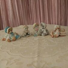 1994 Calico Kittens- Lot Of 4