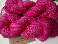 Manos del Uruguay Silk Blend Knitting Yarn, Extrafine Merino & Silk, 50g x 135m