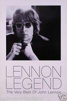 The Beatles John Lennon 1998 Legend Original Promo Poster