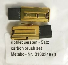 Metabo Kohlebürsten für UHE 28 Multi Bohrhammer BE1020 SBE1010 Plus SBE1010 M27A