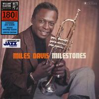 Miles Davis - Milestones Gatefold Sleeve  (Vinyl LP - 2018 - EU - Original)