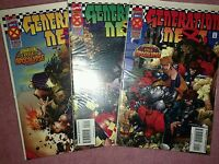 Marvel comics Generation Next #1-3/ 1995