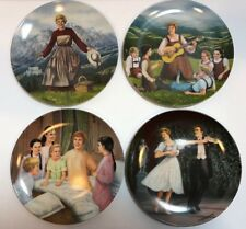 Lot Of Four (4), The Sound Of Music Plates
