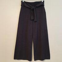 MOTH by Anthropologie Wide Leg Capri Sweater Knit Pants Women's Size XS