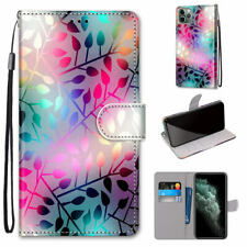 Translucent Glass Creative 3D Hot Flip Wallet Stand Case Cover For Various Phone