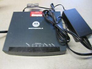Motorola 4-Port Router GZ53347
