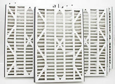 Nordic Pure 16x25x3Abm14+C-7 Merv 14 Plus Carbon Ac Furnace Filter, 7 Piece