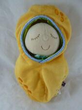 Manhattan Toy Snuggle Pod Lil' Peanut Baby Doll with Cozy Sleep Sack lavender