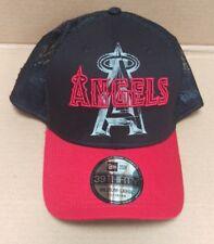 Angels Baseball Hat Oakley Los Angeles Anaheim  black  Cap Men's Size M/L - NEW
